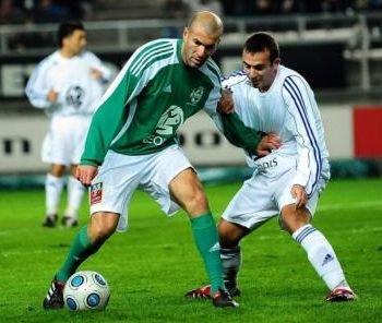 Zinedine Zidane înscrie ca în vremurile bune. Vezi un supergol marcat de francez într-un amical (VIDEO)