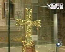 Crucea de la Vatican a fost restaurată (VIDEO)