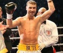 Lucian Bute îl învinge pe Andrade în doar patru reprize, cu un KO de toată frumuseţea (VIDEO)