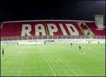Cadou de Moş Nicolae de la Copos: Acces gratuit la Rapid - FC Braşov, de ziua lui Nae Manea