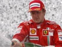 Raikkonen va pilota în 2010 în Campionatul Mondial de Raliuri