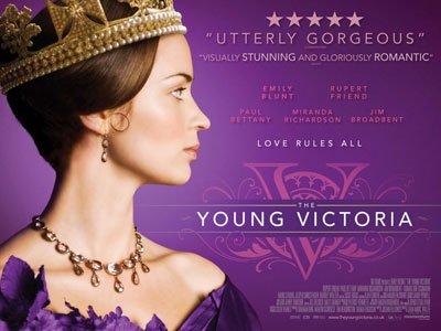 """""""The Young Victoria"""", o dramă istorică despre primii ani ai domniei reginei. Află cum poţi vedea filmul online"""
