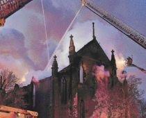 Canada. O capelă franciscană din patrimoniul oraşului Montreal a ars din temelii
