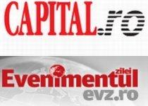 Evenimentul Zilei şi Capital, cumpărate de B1 TV cu 8 milioane de euro