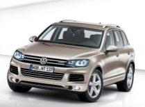 Imagini oficiale cu noul Volkswagen Touareg. SUV-ul va fi lansat la Salonul de la Geneva (FOTO)