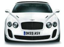 """Bentley Continental Supersports, """"cea mai rapidă decapotabilă cu patru locuri"""" (FOTO)"""