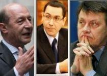 Ponta, Băsescu, Antonescu