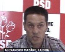 Senatorul Alexandru Mazăre, pus oficial sub acuzare de DNA pentru trafic de influenţă