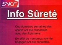 Ambasada României în Franţa, despre afişul xenofob: Şi-au cerut scuze, nu putem cere mai mult