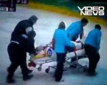 Norvegianul Tollefsen, aproape de a produce o tragedie la hochei, la Vancouver (VIDEO)