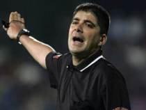 """Alexandru Deaconu, """"arbitrul-brichetă"""", conduce derby-ul CFR Cluj - Steaua"""