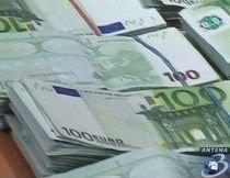 Euro, la cel mai redus nivel al ultimelor două săptămâni