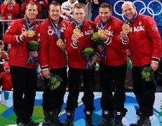 Canada domină JO: Aur la curling şi egalarea unui record vechi de 34 de ani