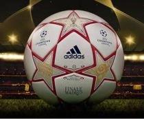 "Mingea finalei Ligii, ""Finale Madrid"", a fost prezentată pe Berbaneu la Real - Lyon (FOTO)"