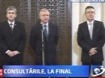 Independenţii fac tapaj pe interesul naţional: Constituţia trebuie să respecte voinţa românilor (VIDEO)