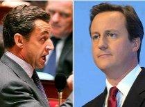 Sarkozy, piticul din fotografii: Statura preşedintelui francez, ironizată de un politician britanic