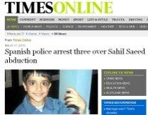 Băieţelul britanic răpit în Pakistan a fost predat tatălui