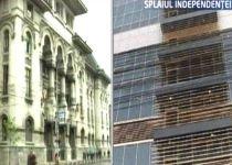 Primăria Capitalei s-a închis pentru consolidări. Noul sediu se află pe Splaiul Independenţei (VIDEO)