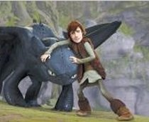 "Filmul de animaţie 3D ""How to Train Your Dragon"", liderul box office-ului nord-american (VIDEO)"