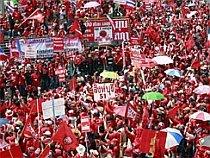 Premierul tailandez a acceptat să se întâlnească cu liderii protestelor