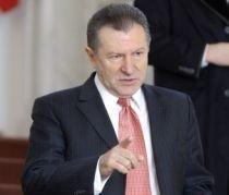 Demisia ministrului Berceanu, solicitată în moţiunea PSD care intră în discuţia Senatului