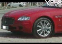 Un preot român, mândrul posesor al unui Maserati (VIDEO)