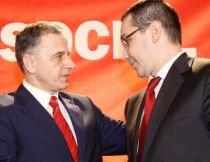 Ponta, săpunit de Geoană să nu mai cânte cum vrea Băsescu: Ieşiţi din logica lui şi veniţi cu propriile teme!