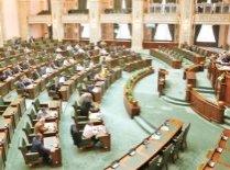 Moţiunea simplă împotriva Ministrului Apărării, dezbătută în Parlament