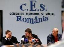 Liderii marilor sindicate refuză să participe la şedinţa CES în care se va vota memorandumul cu FMI