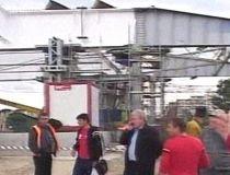 Accident de muncă la Pasajul Basarab: Un inginer portughez a murit după ce a căzut de pe o schelă (VIDEO)