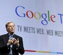 Google a prezentat platforma de televiziune cu internet
