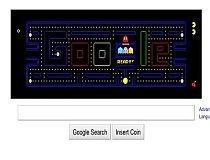 Jocul Google Pac-Man a costat economia mondială 120 milioane dolari
