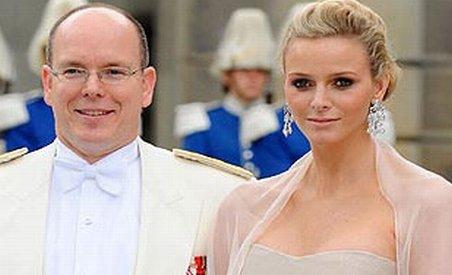 Prinţul Albert de Monaco s-a logodit cu o fostă înotătoare din Africa de Sud