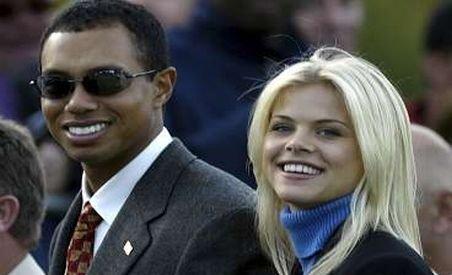 Soţia lui Tiger Woods va primi după divorţ 750 de milioane de dolari