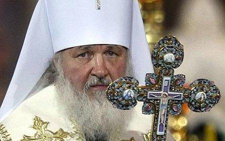 Biserica rusă lansează o cruciadă contra Occidentului