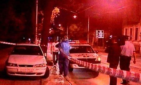Urmărire ca-n filme în Bucureşti. Un şofer, care circula fără carnet şi cu farurile stinse, a accidentat grav un poliţist (VIDEO)