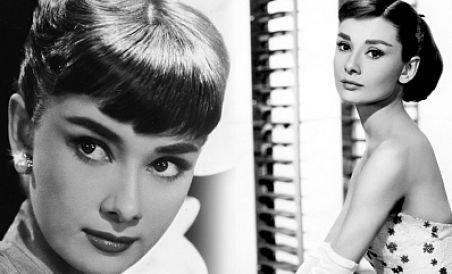 Audrey Hepburn, cea mai frumoasă femeie a secolului trecut