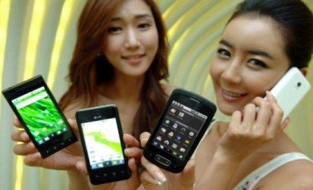 LG anunţă seria Optimus - 10 noi gadget-uri şi prima tabletă LG, cu Android, lansate în 2010