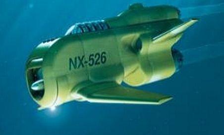 Pentagon vrea un submarin zburător