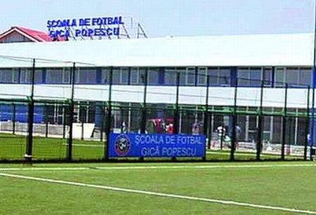 """AS Roma şi-a adus un portar român de la Şcoala """"Gică Popescu"""""""