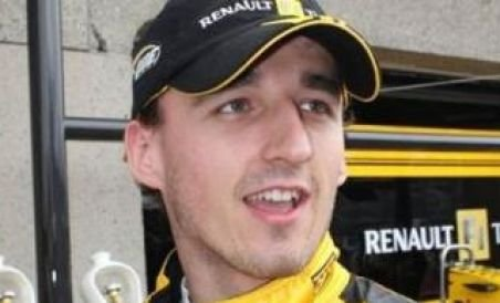 Kubica şi-a prelungit contractul cu Renault