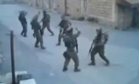 Militari în paşi de dans: Soldaţii israelieni, în ipostaze inedite (VIDEO)