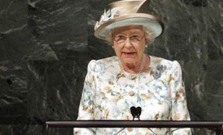 Regina Marii Britanii s-a adresat  ONU pentru prima dată din 1957
