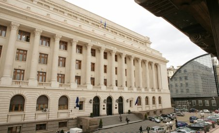 Muzeul din Palatului Vechi al Băncii Naţionale a României, deschis publicului