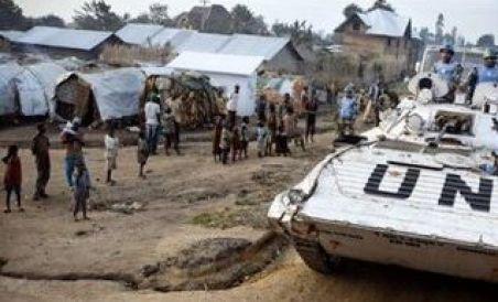 Militari ONU, acuzaţi de abuzuri sexuale în RD Congo
