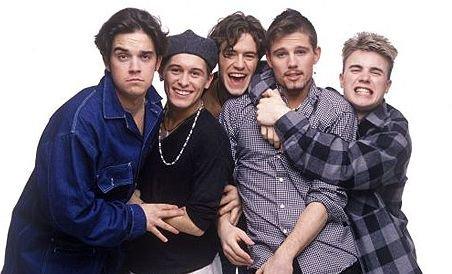 Robbie Williams revine în trupa Take That, care va lansa un album în noiembrie