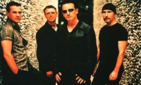 U2 este trupa cu cele mai multe încasări din ultimul an - profit de 130 de milioane dolari