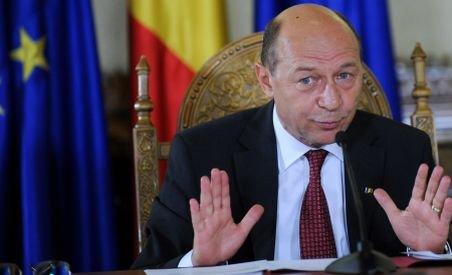 Băsescu: Moldovenii care primesc cetăţenie română stau în cea mai mare parte în România (VIDEO)