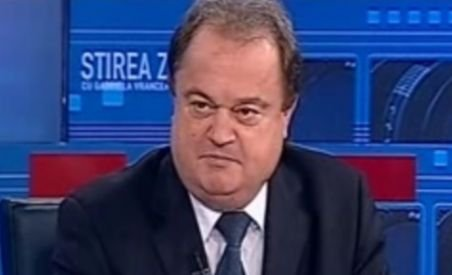 Blaga neagă acuzaţiile lui Dan Diaconescu: Nu mă interesează dosarul nimănui (VIDEO)