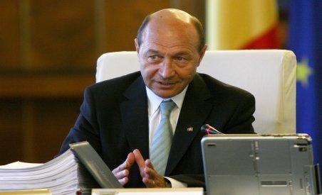 Traian Băsescu cere Parlamentului reexaminarea Legii parteneriatului public-privat